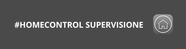 homecontrol supervisione